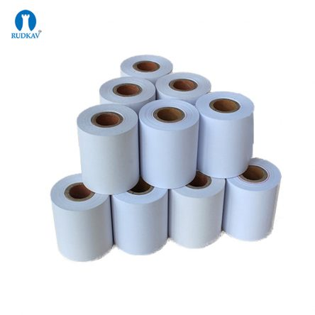 57 mm x 15 Meter Plain Thermal Paper Roll (Pack of 10 Rolls)