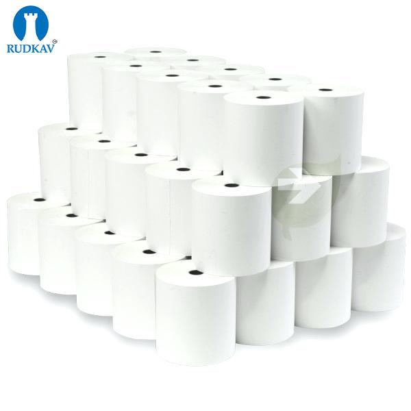 57 mm x 30 Meter Plain Thermal Paper Roll